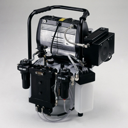 Air Compressor with Water tank